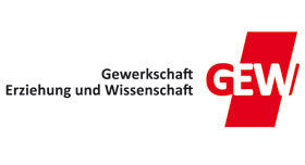 GEW-Logo_4c_Schriftzug