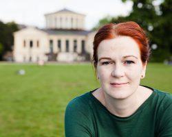 Unterstützerin Katja Dörner