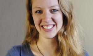 Unterstützerin Rhea Niggemann