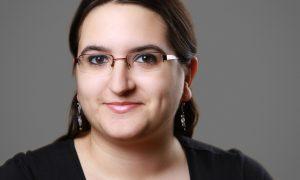 Unterstützerin Jasna Strick