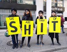 8. März 2019: Frauen*kampftag in Berlin