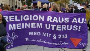 """Aufruf zu Protesten gegen den """"Marsch für das Leben"""" in Saarbrücken"""