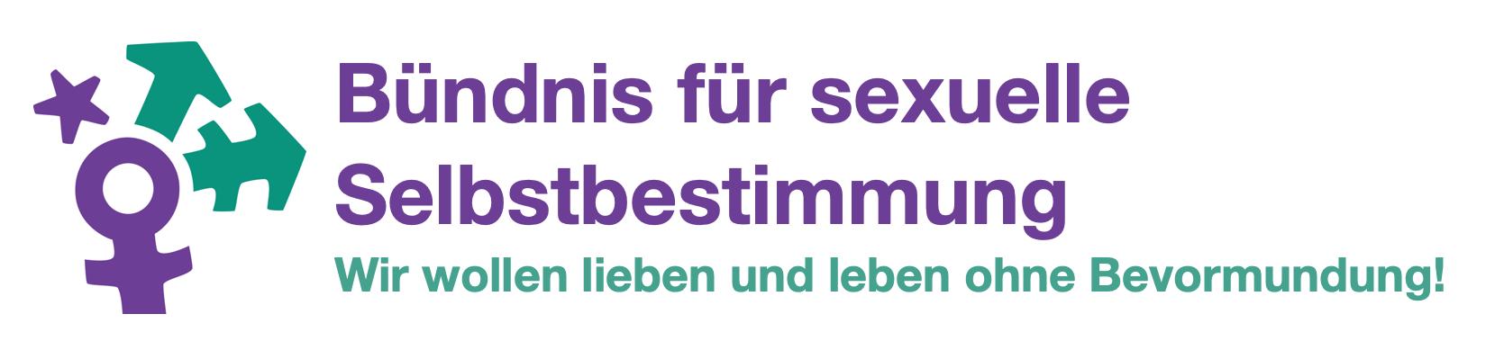Bündnis für sexuelle Selbstbestimmung