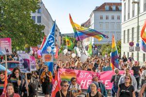 #OnlinePride2020 – Pressemitteilung