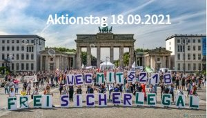 Aktionstag am 18.09.2021