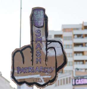 Kundgebung gegen den Austritt der Türkei aus der Istanbul Konvention 31.03.2021